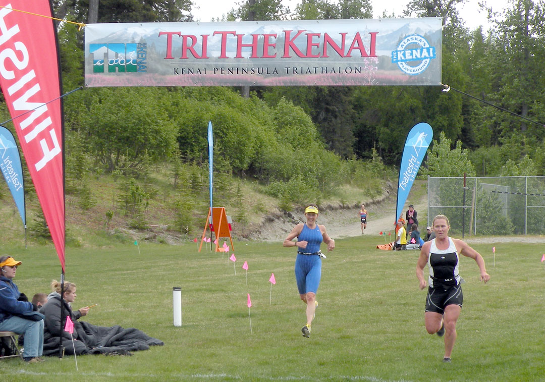 Good 'tri' — Triathlon sees wide growth in 2nd running