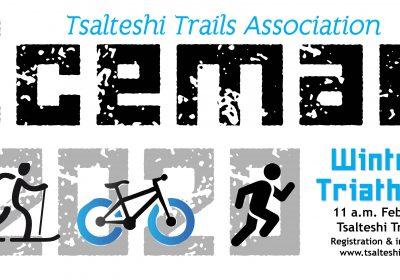 Tsalteshi Iceman Triathlon, Feb. 29