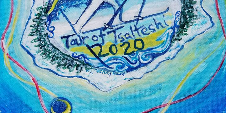 3rd annual Tour of Tsalteshi, Feb. 16, 2020